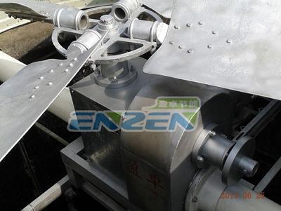 低噪音水轮机冷却塔改造